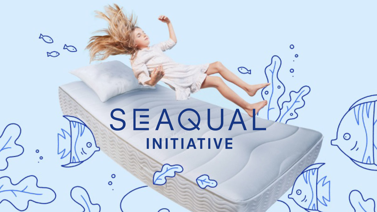 Your mattress can support ocean clean-up